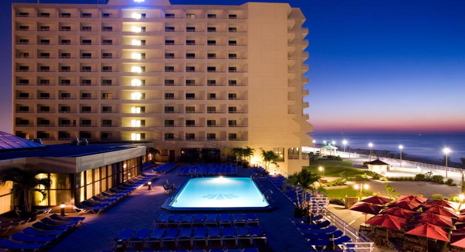 Ocean Spa Hotel Long Branch Nj